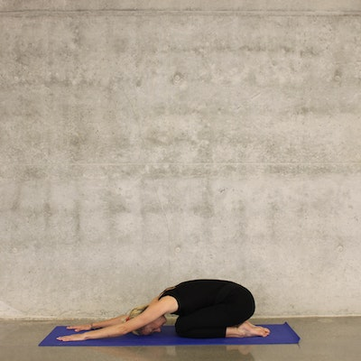 Stretches to help you feel grounded and stay present