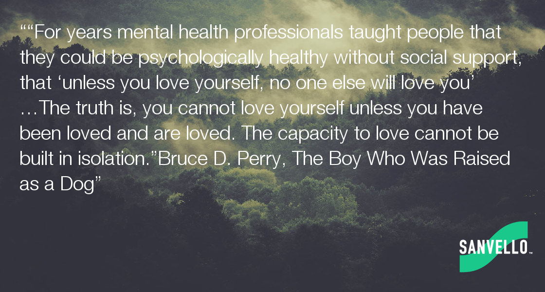 For Years Mental Health Professionals Taught People That They Could